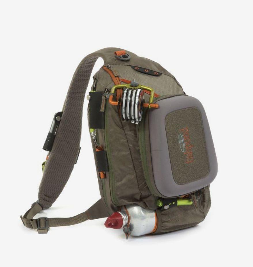 Fishpond Summit Sling Bag - Gravel