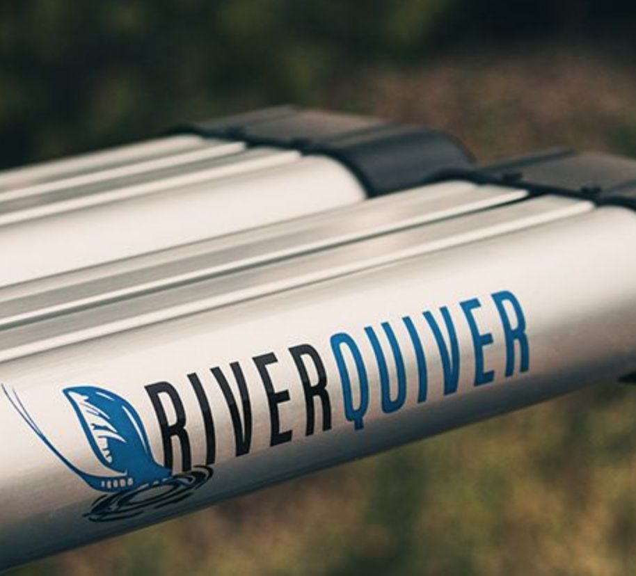 Riversmith River Quiver 4 Banger Rod Vault