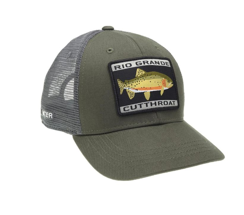Rep Your Water Rio Grande Cutthroat Hat