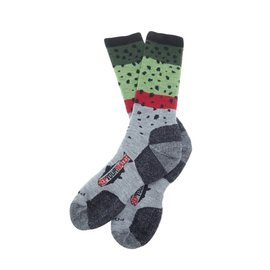 Rep Your Water Rainbow Trout Socks