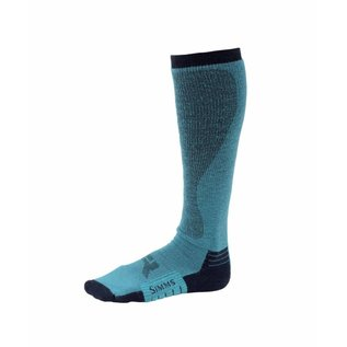 Simms Men's and Women's Guide Midweight OTC Sock