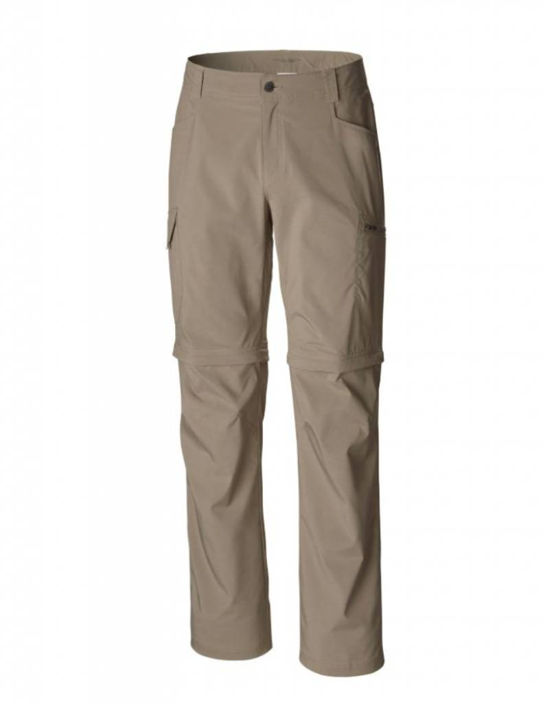 Columbia Mens Silver Ridge Stretch Convertible Pant