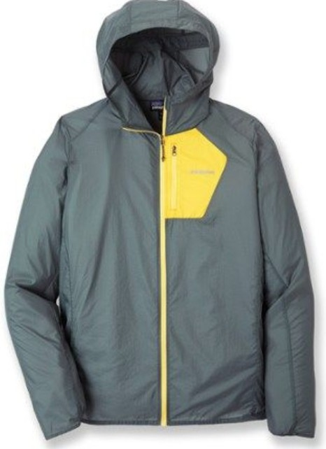 Patagonia Men's Houdini Jacket Nouveau Green