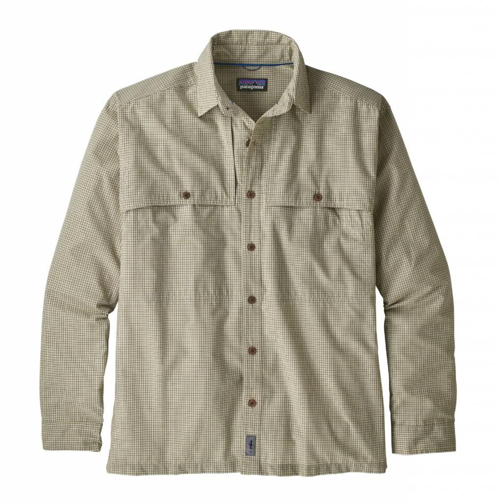 Patagonia Men's Island Hopper II Long Sleeve Shirt