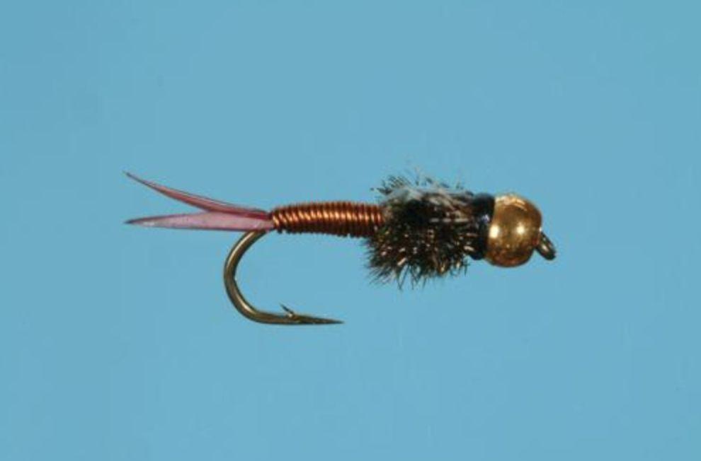 Bead Head Copper John