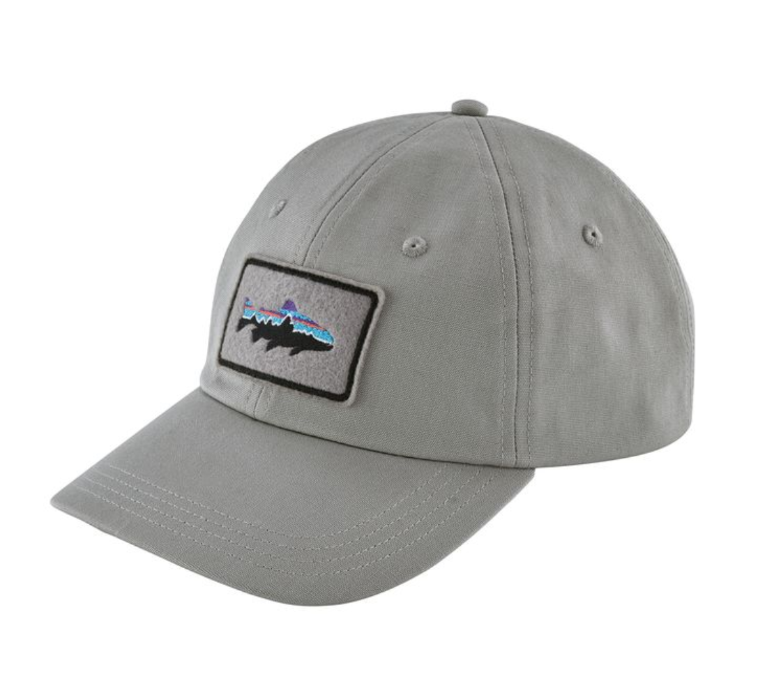 Patagonia Fitz Roy Trout Patch Trad Cap