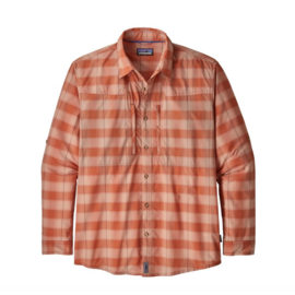 Men's Sun Stretch Long Sleeve Shirt NEW ADOBE %40 OFF!