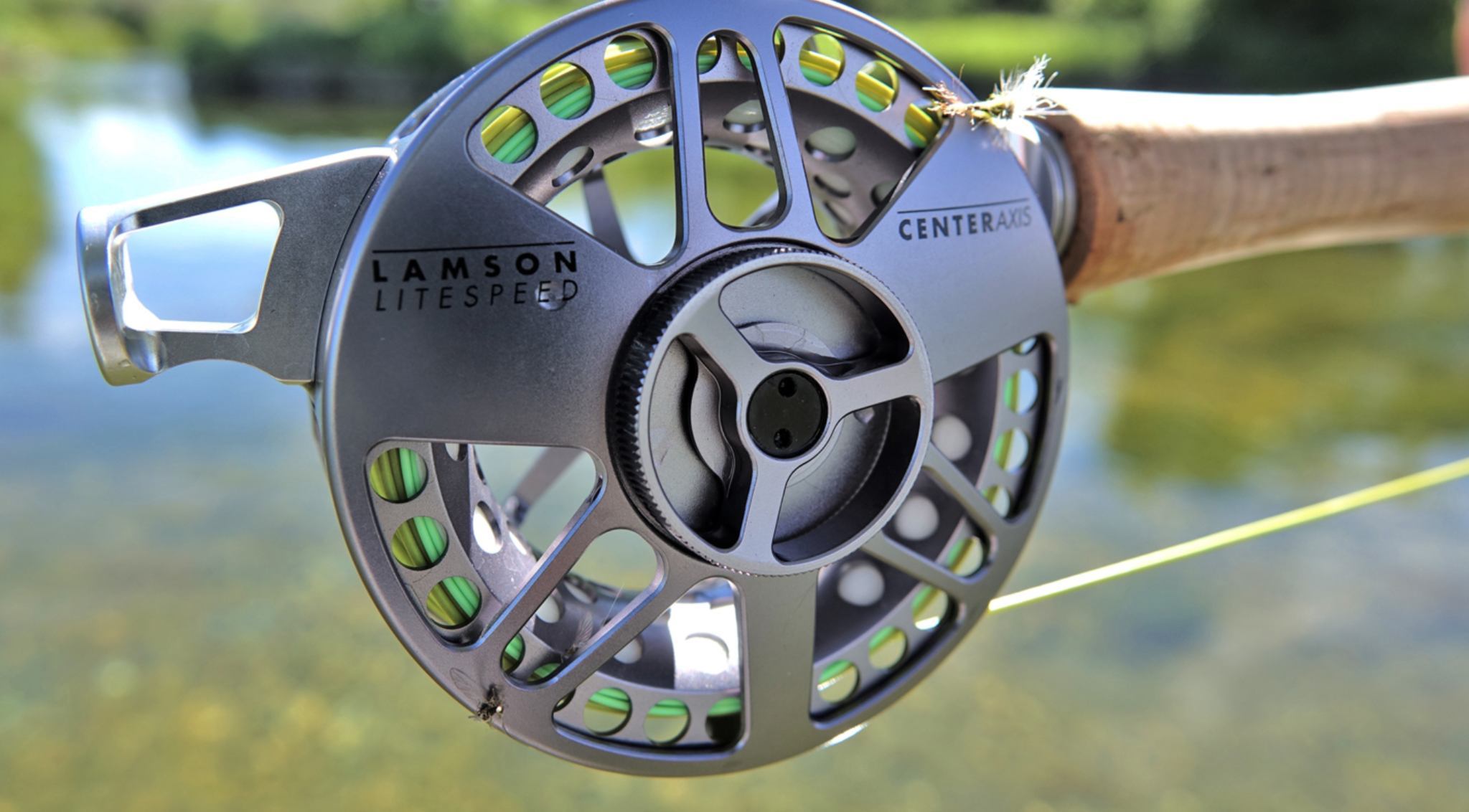 Lamson Center Axis Outfit