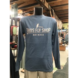 Taos Fly Shop/NM Long Sleeve Shirt