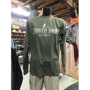 Taos Fly Shop/NM Long Sleeve Shirt