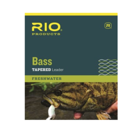 Rio Bass Leader 9FT 10LB 4.5KG