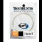Trout Hunter Nylon Leader 3X