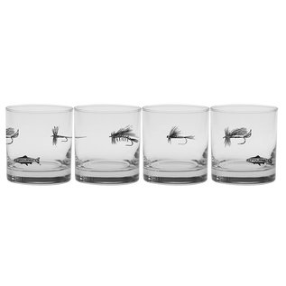 Rep Your Water Old Fashioned Glass Dry or Die
