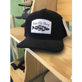 Taos Fly Shop Logo Corduroy Patch Hat