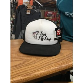 Richardson Richardson Cap Co. Taos Fly Shop Foam Trucker Hat