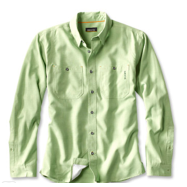 Orvis Tech Chambray LS Work Shirt