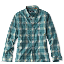 Orvis Johnson Fork Tech Shirt L/S