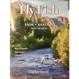Fly Fish Taos/Santa Fe/NM (Taylor's Book)