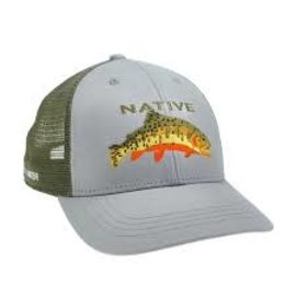 Native Colorado River Cutthroat hat
