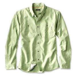 Tech Chambray Work Shirt