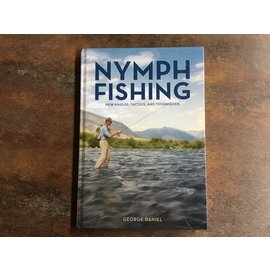 Anglers book supply Nymph Fishing (George Daniel)