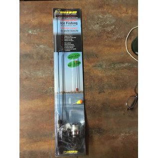HT Enterprises Hardwater Ice Combo
