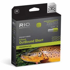 Rio Outbound Short Fly Line WF6F