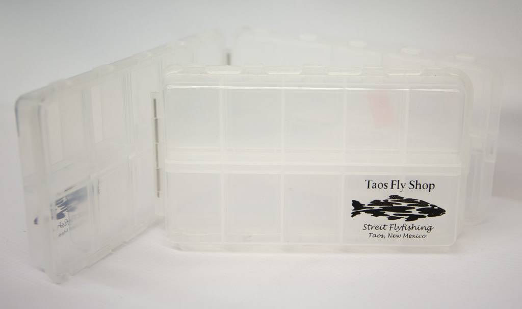 20 Compartment Taos Fly Shop Fly Box