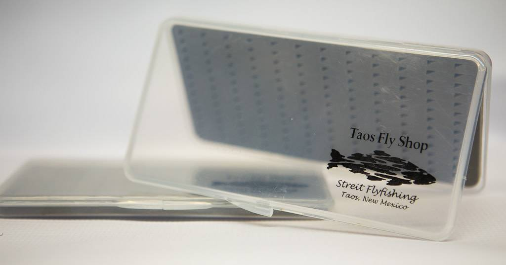 Slim Taos Fly Shop Fly Box