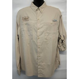 Columbia Tamiami TFS Logo L/S Shirt
