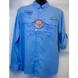Columbia Blood and Guts TFS Logo L/S Shirt