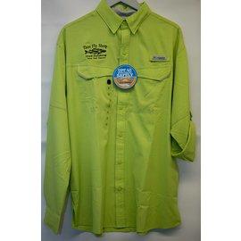 Columbia Low Drag TFS Logo L/S Shirt