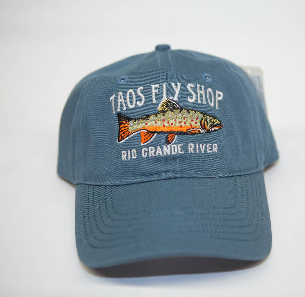 Taos Fly Shop/Rio Grande River Trout Hat
