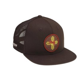 Rep Your Water NM Dry Fly Hat Brown