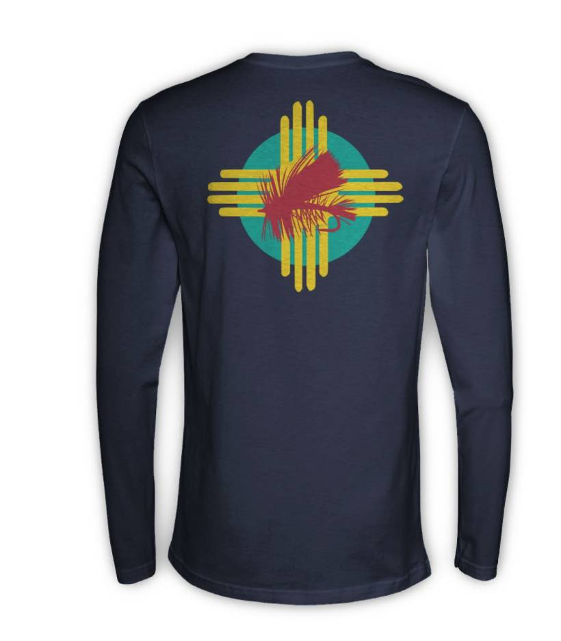 Rep Your Water NM Tee Long Sleeve