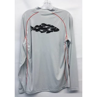 Simms Solarflex Logo Fishing Shirt