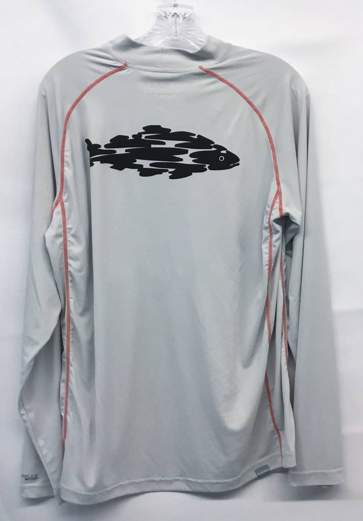 Simms Solarflex Logo Fishing Shirt