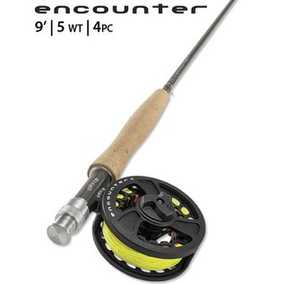 Orvis Encounter Fly Rod and Reel Outfit