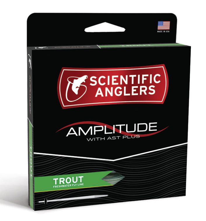 Scientific Anglers Amplitude Trout Fly Line