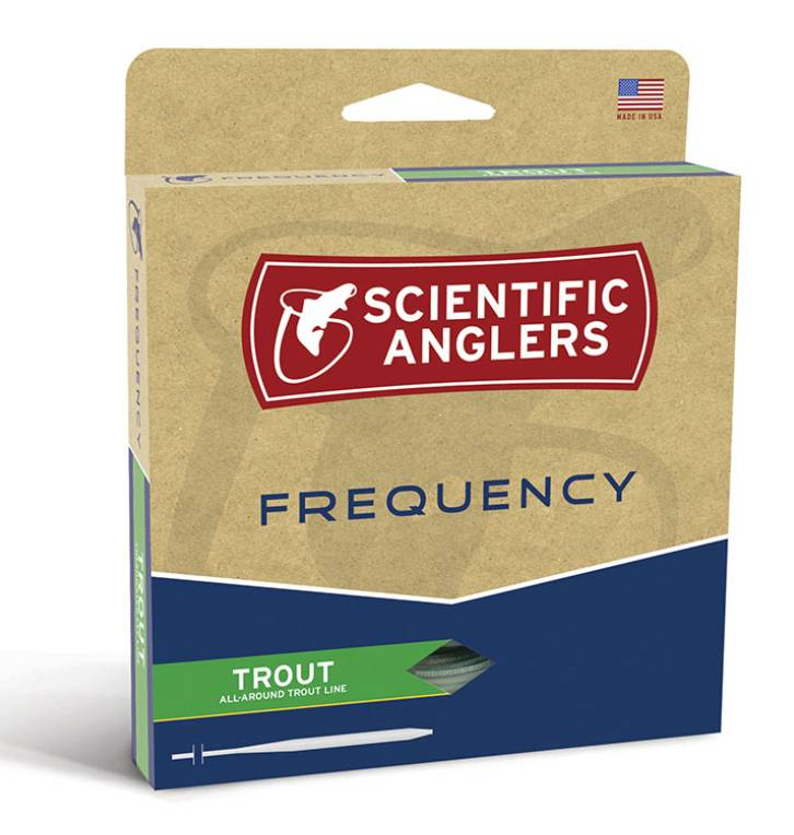 Scientific Anglers Frequency Double Taper Trout Fly Line