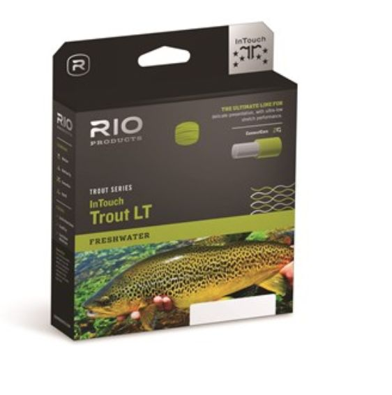 Rio In Touch Trout LT Double Taper Fly Line