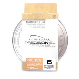 Cortland Precision Trout Boss HT Fly Line
