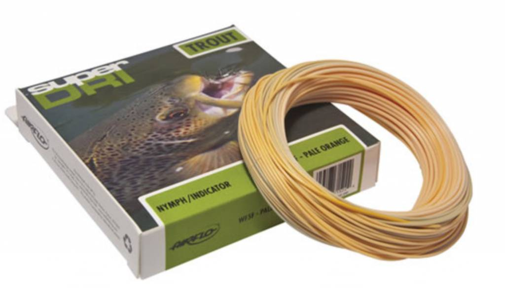 Airflo Superdri Trout Nymph/Streamer Fly Line WF4F