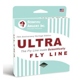 Scientific Anglers Heritage Fly Line WF4F Mint