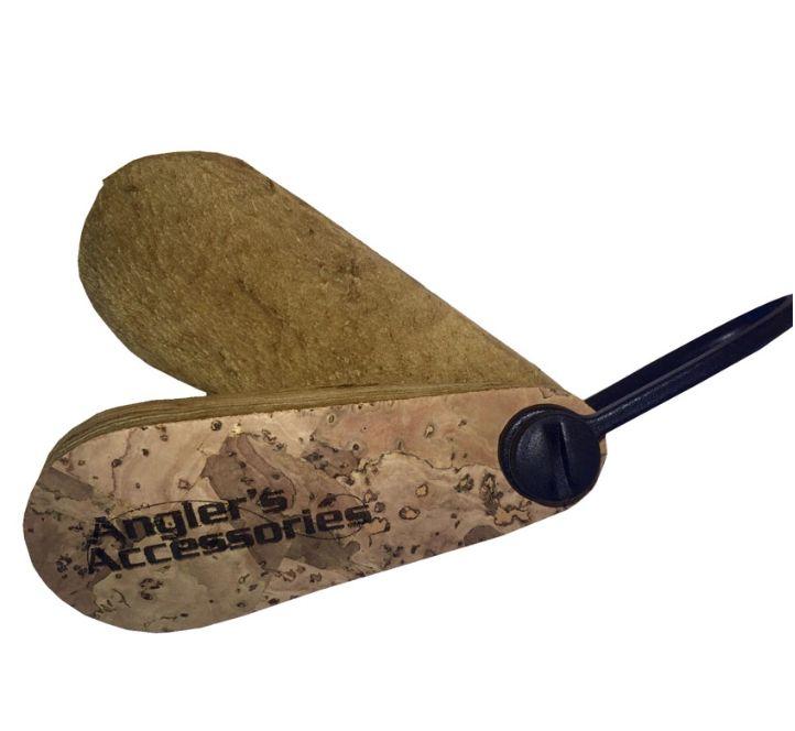 Angler's Accessories Teardrop Amadou Fly Dryer