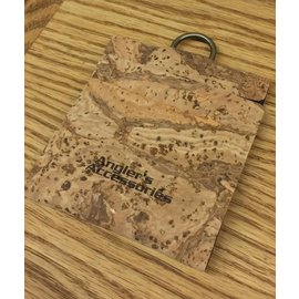 Angler's Accessories Cork Fly Wallet