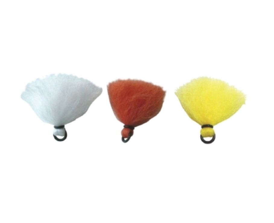 Angler's Accessories Yarn Strike Indicator 3 Pack