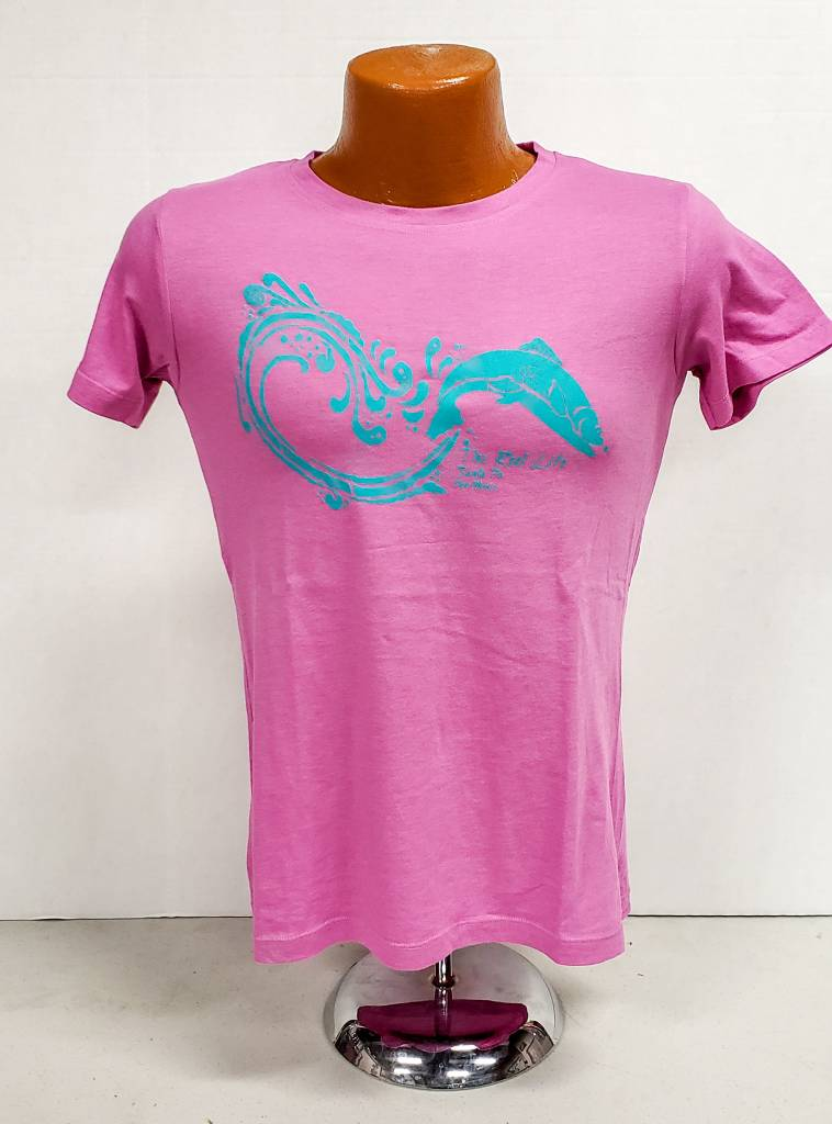 Women's TRL Jumping Fish Tee