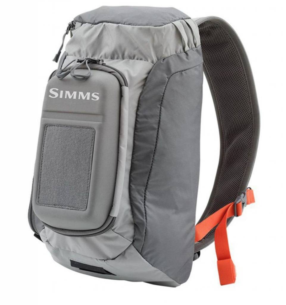 SALE!!! Simms Waypoints Sling Pack Small Gunmetal