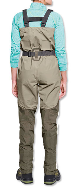 W'S ENCOUNTER WADER